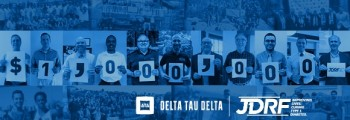 DTD Fraternity Celebrates $1M Raised For JDRF