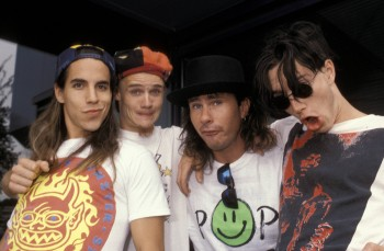 A Day With The Red Hot Chili Peppers- Gail Hersh '87