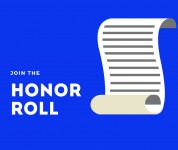 Join the Honor Roll